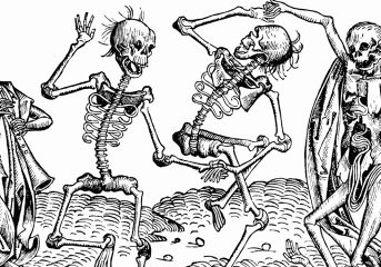 "REWIND: ""Dance Macabre"" and 4 more songs for your advanced-level Halloween playlist"
