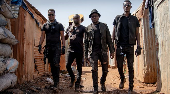 Q&A: Songhoy Blues spread 'Optimisme' on their boldest statement yet
