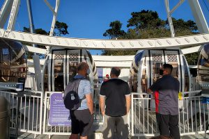 SkyStar, observation wheel, Golden Gate Park