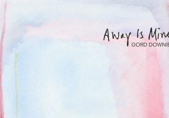 ALBUM REVIEW: Gord Downie back to us one last time on 'Away Is Mine'