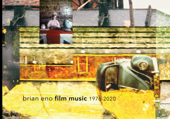 ALBUM REVIEW: Brian Eno scores points on latest compilation, 'Film Music 1976-2020'
