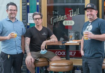 The Golden Bull back in business, hopes to bring music back to Oakland