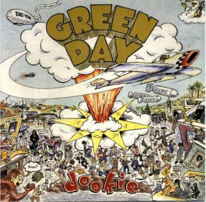 Green Day Dookie, Green Day, Dookie