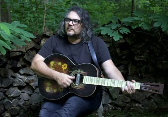 REVIEW: 'Love is the King' is OK for Jeff Tweedy, a genius with time on his hands