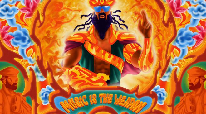 ALBUM REVIEW: Major Lazer shuffles in place on 'Music Is The Weapon'