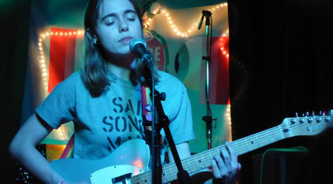 VIDEOS, Interviews: Julien Baker and the Thermals at Noise Pop - Feb. 25