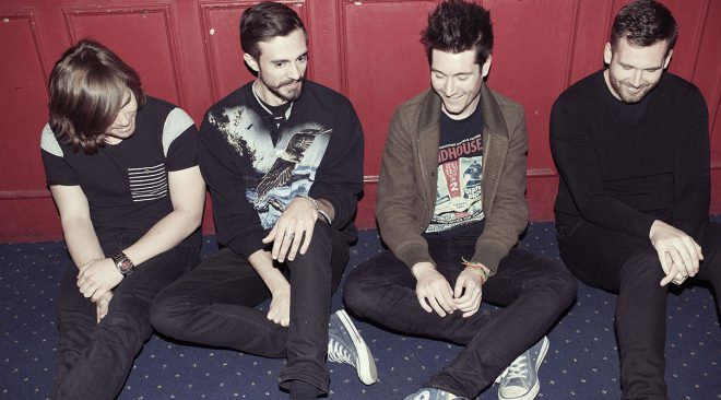 U.K. electro-pop band Bastille obsessed with history, film and Mexican food
