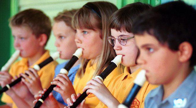 StubHub, Mr. Holland's Opus Foundation gift 4,300 recorders to SFUSD fourth graders