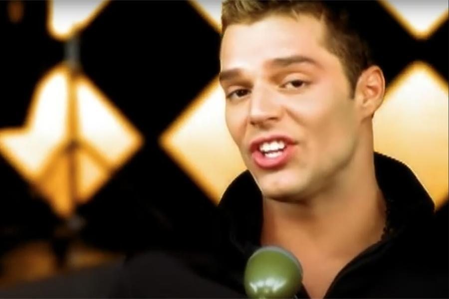 Ricky Martin, Livin' La Vida Loca