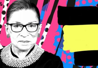 Artists, politicians to rally for RBG's wish that Supreme Court seat stay empty until after election