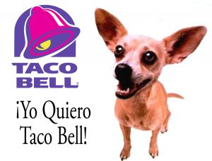 Taco Bell chihuahua, Carlos Alazraqui