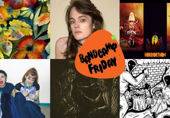6 new albums to pick up on Bandcamp Friday