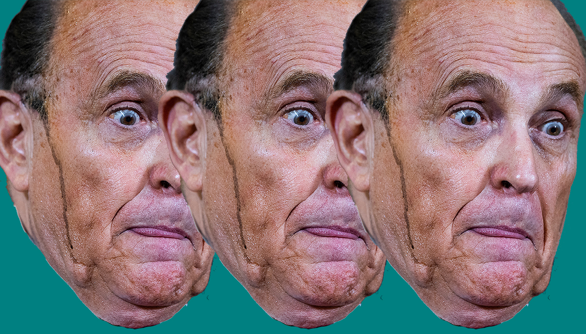 Rudy Giuliani, Thanksgiving Travel, Trump, COVID-19, coronavirus