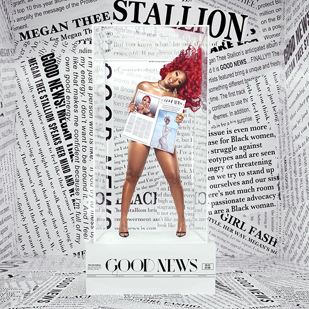 Megan Thee Stallion, Good News, Megan Thee Stallion