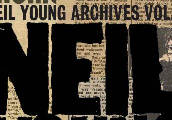 ALBUM REVIEW: Neil Young quantifies the 1970s on 'Archives Volume II'