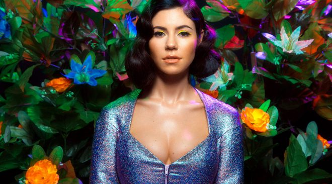 INTERVIEW, VIDEOS, PHOTOS: Marina and the Diamonds brings 'FROOT' to Oakland