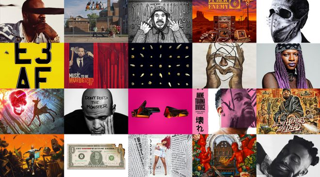 The 20 best hip-hop albums of 2020