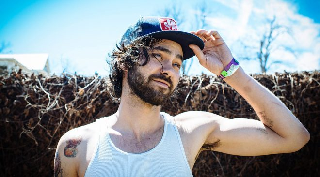 Outside Lands Interview: Shakey Graves in three acts