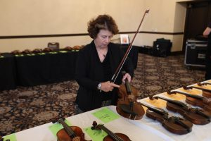 SFS, San Francisco Symphony, SF Symphony, Barbara Bogatin, Violins of Hope