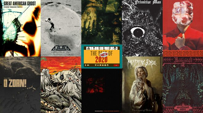 Max Heilman's 60 best metal albums of 2020: 60-51