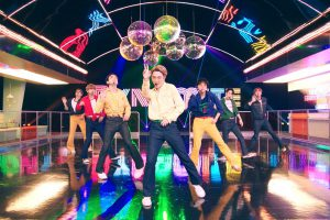 BTS, The Tonight Show Starring Jimmy Fallon