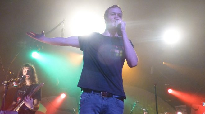 Review: Imagine Dragons, Atlas Genius and Nico Vega at The Warfield - March 16