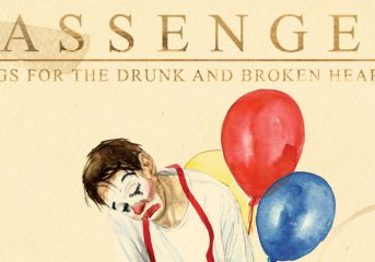 REVIEW: Passenger wallows in despair on 'Songs for the Drunk and Broken Hearted'