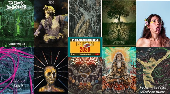 Max Heilman's 60 best metal albums of 2020: 50-41