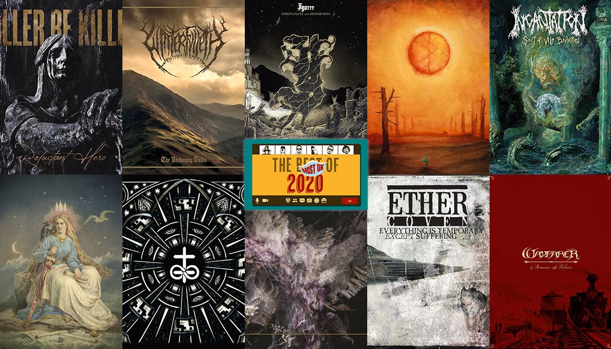 Killer Be Killed, Winterfylleth, Igorrr, Kall, Incantation, Wayfarer, Ether Coven, Eye of Nix, In The Company Of Serpents and Sólstafir