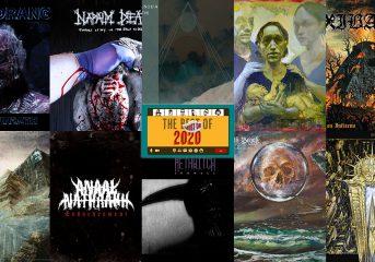 Max Heilman's 60 best metal albums of 2020: 20-11