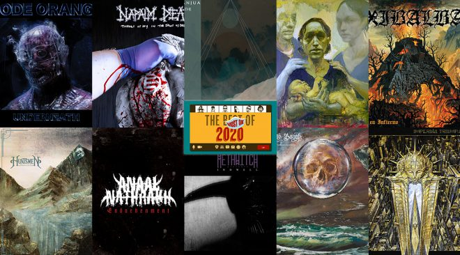 Max Heilman's 60 best metal albums of 2020: 20-11