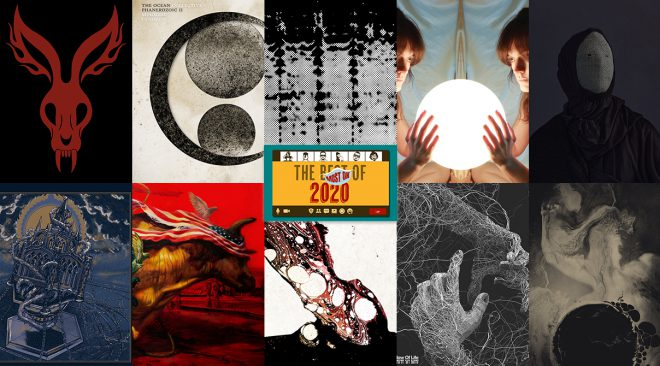 Max Heilman's 60 best metal albums of 2020: 10-1