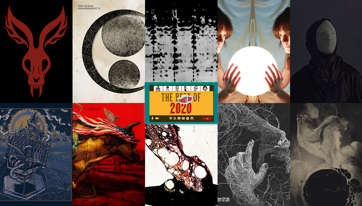 Mr. Bungle, The Ocean Collective, Wailin' Storms, Liturgy, Emma Ruth Rundle & Thou, Ulcerate, Umbra Vitae, Nero di Marte, Protest the Hero, Tombs, Palimpsest, Phanerozoic II: Mesozoic | Cenozoic, The Raging Wrath Of The Easter Bunny Demo, Under Sullen Skies, Shadow of Life, Stare Into Death and Be Still, Immoto, May Our Chambers be Full, Origin of the Alimonies