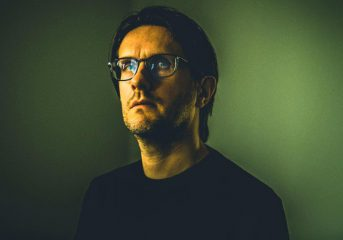 Porcupine Tree's Steven Wilson focuses on the message on 'The Future Bites'