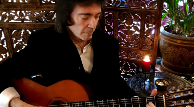 INTERVIEW: In divided times, Steve Hackett believes art can bring people together