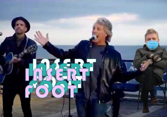 Insert Foot: Rx side effects, Bernie Sanders, songs about pickup trucks