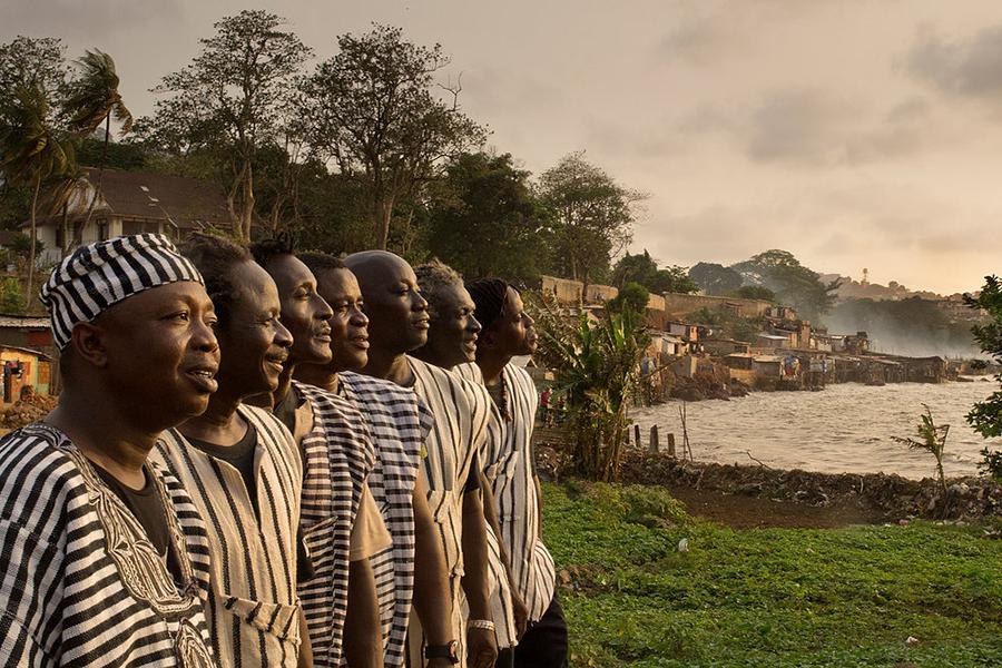 Sierra Leone's Refuge All Stars