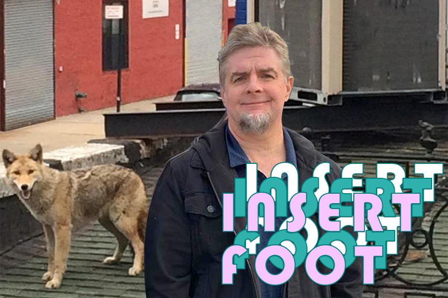 Insert Foot, resolutions, 2021
