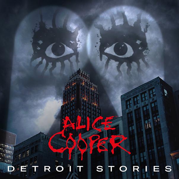 Alice Cooper, Detroit Stories, Alice Cooper Detroit Stories