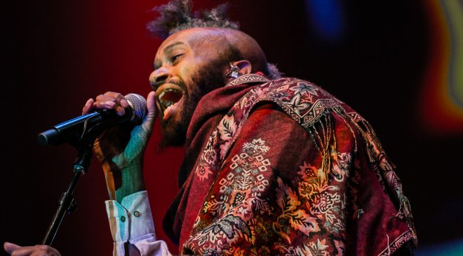REVIEW: Fantastic Negrito gets back in the groove at Fairfield livestream
