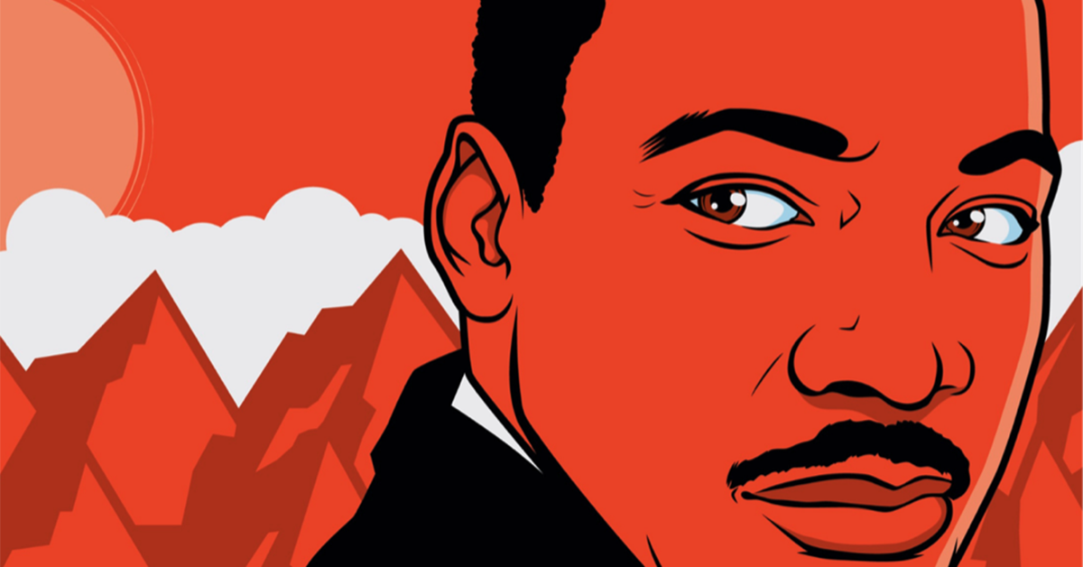 Martin Luther King, In the Name of Love