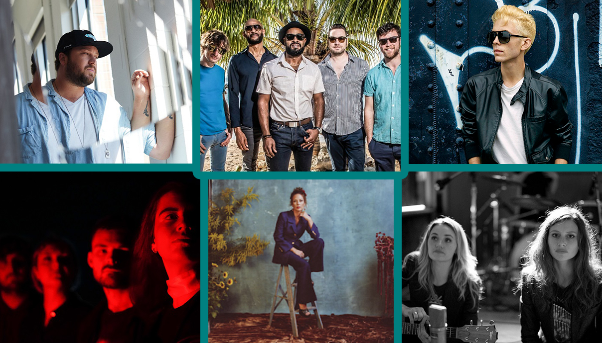 Mitchell Tenpenny, The New Mastersounds, Matt Jaffe, Aly and AJ, Amanda Shires, Another Sky