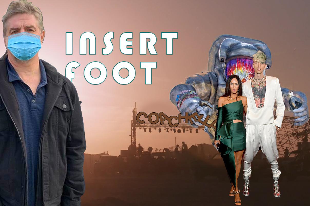 Machine Gun Kelly, Megan Fox, Coachella, post-rock, Mogwai