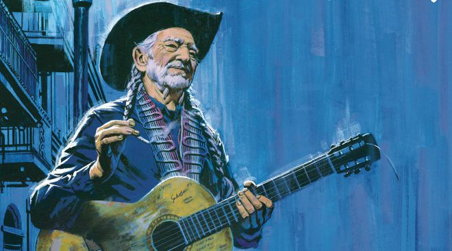 ALBUM REVIEW: Willie Nelson covers Sinatra again on 'That's Life'
