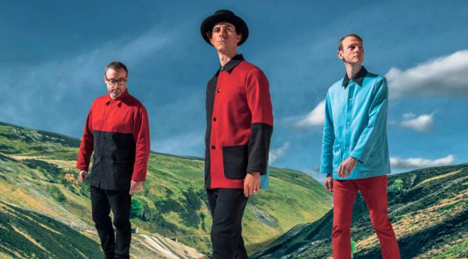 ALBUM REVIEW: Maxïmo Park returns as a trio with 'Nature Always Wins'