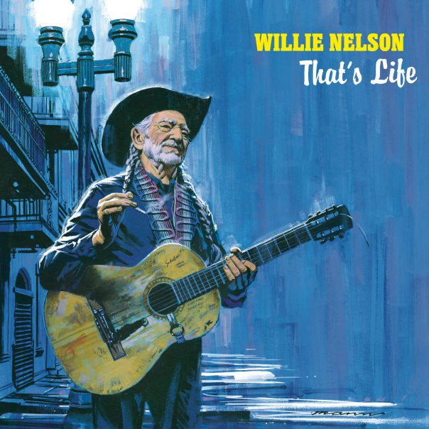 Willie Nelson That's Life album cover