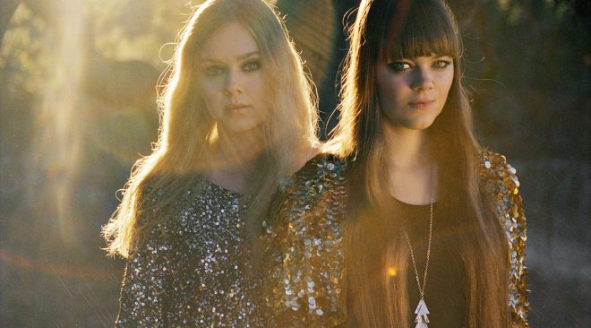 Interview: Swedish duo First Aid Kit reaching peak after peak in 2014
