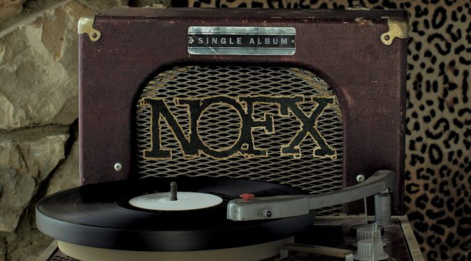 REVIEW: NOFX holds it together with rubber bands and duct tape on 'Single Album'