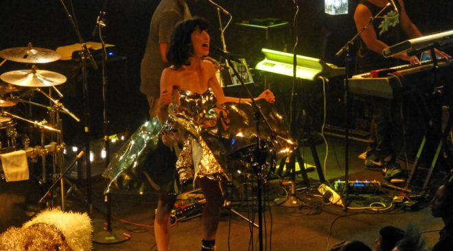Kimbra on her musical fashion sense and future collaborations