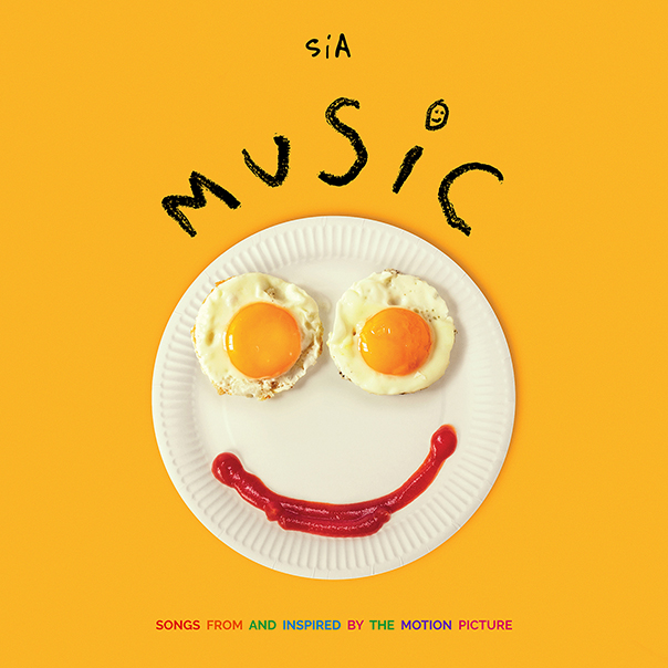 Sia, Music Songs From and Inspired by the Motion Picture, Sia Furler, album cover